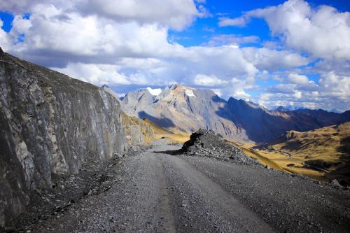 Дорга к древнему миру, Анкаш, Перу