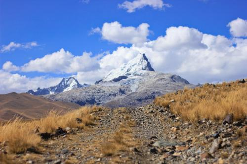 На встречу с вершиной Рурек, в поисках преиспанских дорог, Перу