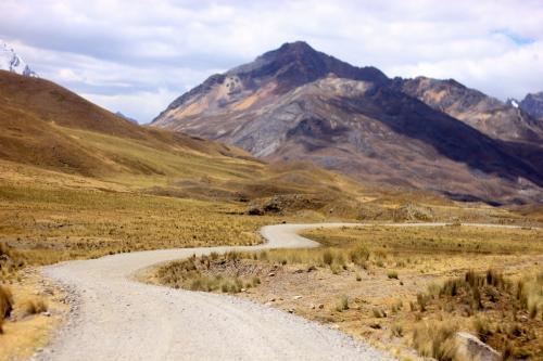 Одни из ворот Анд, Перу