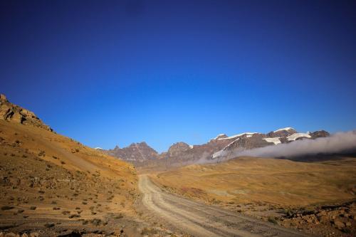 Под покровом небес, высокогорья Анд, Уаскаран, Перу