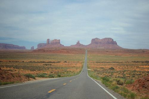 Путь в Аризону, США